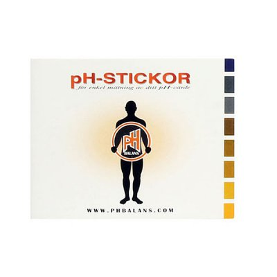 pH-stickor Lackmus 18st